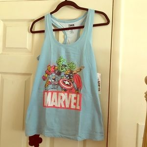 Marvel Tank Top
